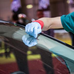 fixing windshield