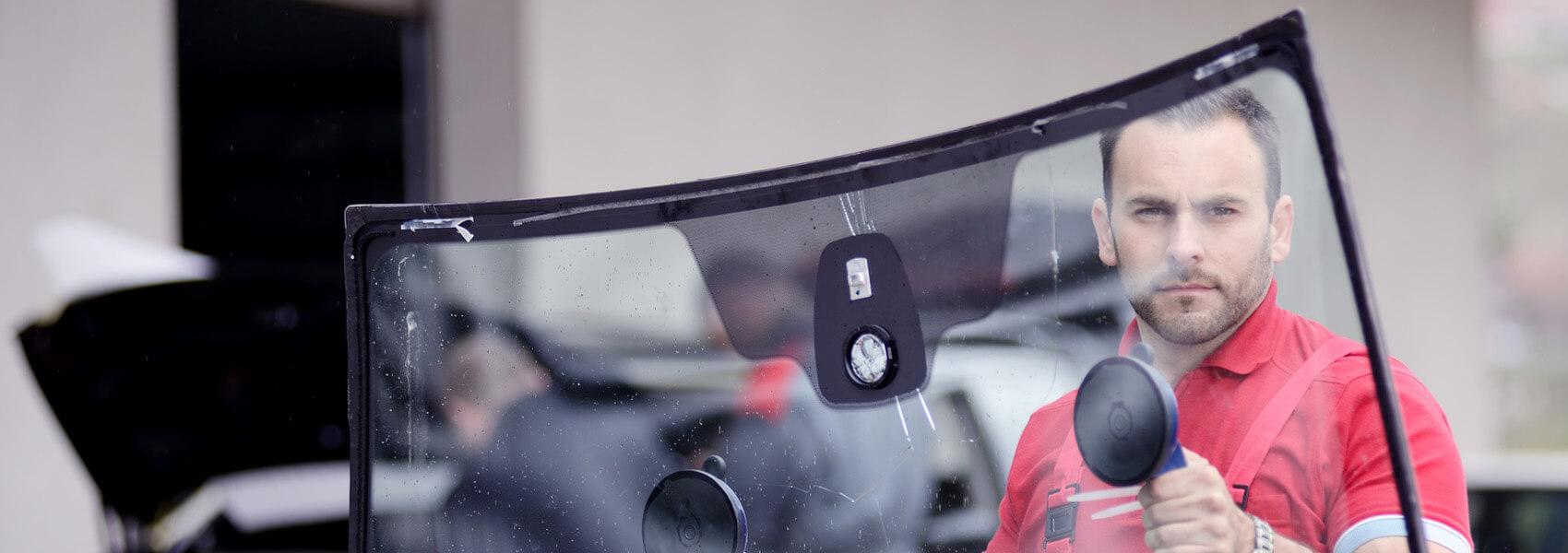 replacing windshield